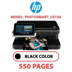 Photosmart C510a - HP Printer