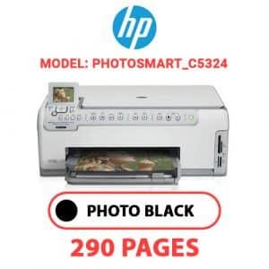 Photosmart C5324 1 - HP Printer