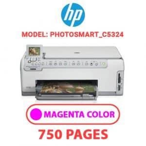 Photosmart C5324 3 - HP Printer