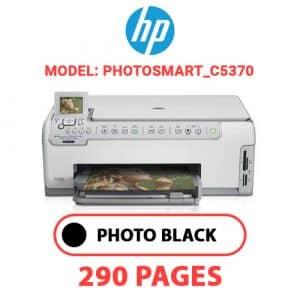 Photosmart C5370 1 - HP Printer