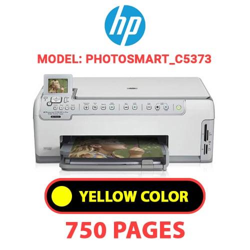 Photosmart C5373 4 - HP Photosmart_C5373 - YELLOW INK