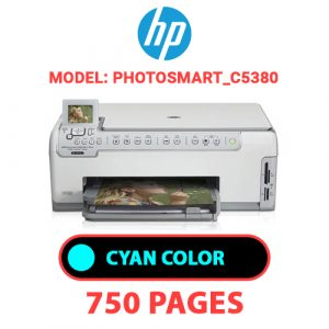 Photosmart C5380 2 - HP Printer