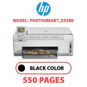 Photosmart C5380 - HP Printer