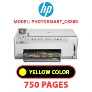 Photosmart C5380 4 - HP Printer