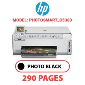 Photosmart C5383 1 - HP Printer