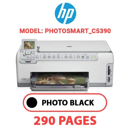 Photosmart C5390 1 - HP Photosmart_C5390 - PHOTO BLACK INK