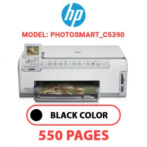 Photosmart C5390 - HP Printer