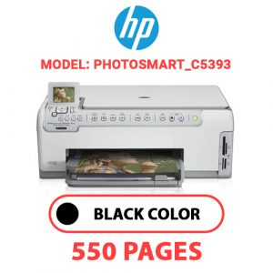 Photosmart C5393 - HP Printer