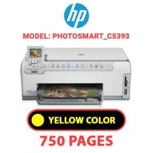 Photosmart C5393 4 - HP Printer