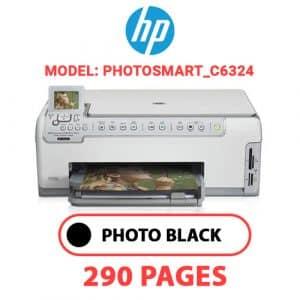 Photosmart C6324 1 - HP Printer