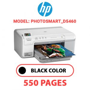 Photosmart D5460 - HP Printer