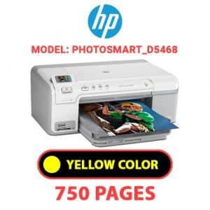 Photosmart D5468 4 - HP Printer