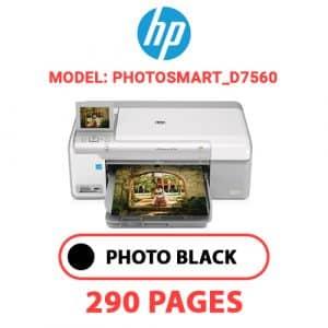 Photosmart D7560 1 - HP Printer