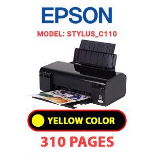 STYLUS C110 3 - Epson Printer