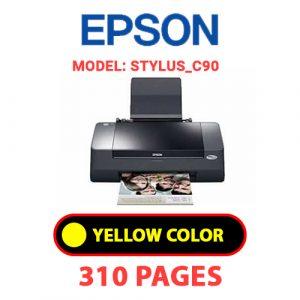 STYLUS C90 3 - Epson Printer