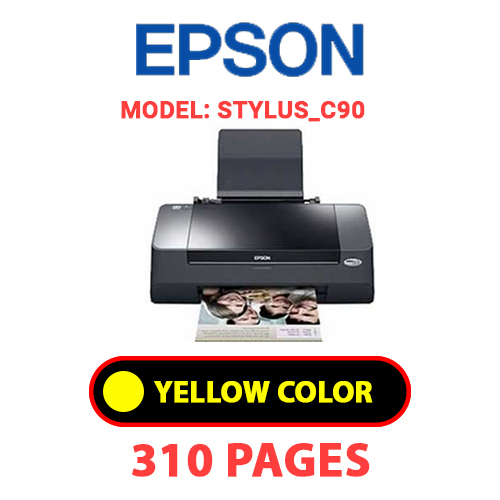 STYLUS C90 3 - EPSON STYLUS_C90 - YELLOW INK