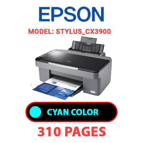 STYLUS CX3900 1 - EPSON STYLUS_CX3900 - CYAN INK