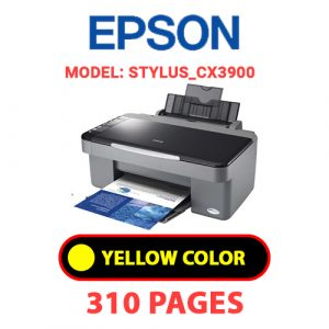STYLUS CX3900 3 - Epson Printer