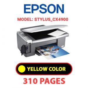 STYLUS CX4900 3 - Epson Printer
