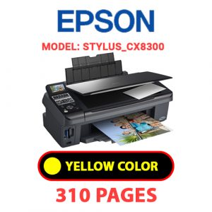 STYLUS CX8300 3 - Epson Printer