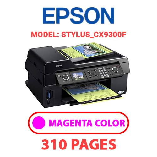 STYLUS CX9300F 2 - EPSON STYLUS_CX9300F - MAGENTA INK