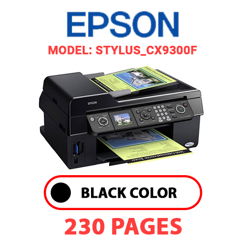 STYLUS CX9300F - EPSON STYLUS_CX9300F PRINTER - BLACK INK
