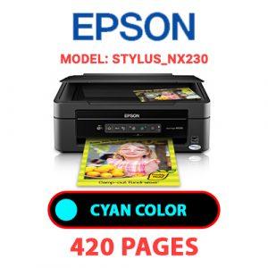 STYLUS NX230 1 - Epson Printer