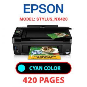 STYLUS NX420 1 - Epson Printer