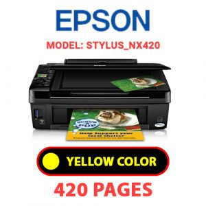STYLUS NX420 3 - Epson Printer