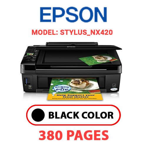 STYLUS NX420 4 - EPSON STYLUS_NX420 - BLACK INK