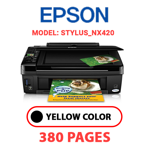 STYLUS NX420 - EPSON STYLUS_NX420 - BLACK INK