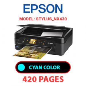 STYLUS NX430 1 - Epson Printer