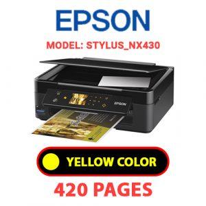 STYLUS NX430 3 - Epson Printer