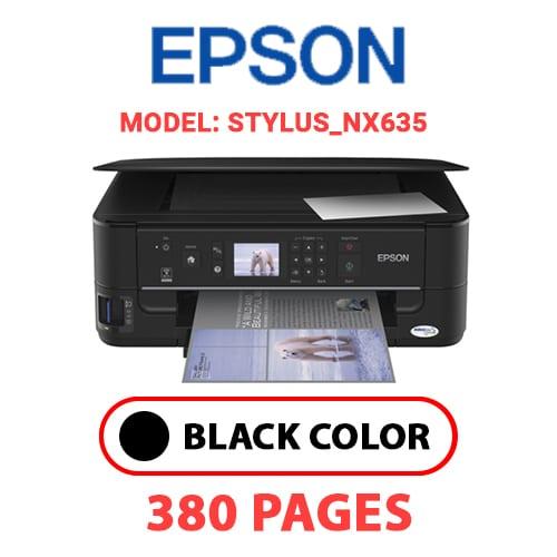 STYLUS NX635 8 - EPSON STYLUS_NX635 - BLACK INK