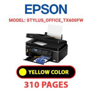 STYLUS OFFICE TX600FW 3 - Epson Printer