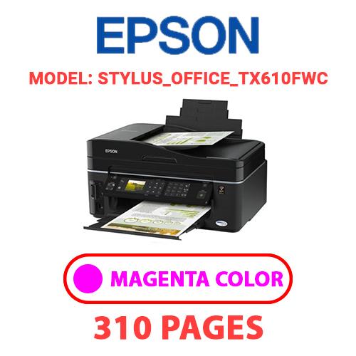 STYLUS OFFICE TX610FWC 2 - EPSON STYLUS_OFFICE_TX610FWC - MAGENTA INK