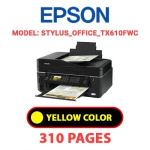 STYLUS OFFICE TX610FWC 3 - Epson Printer