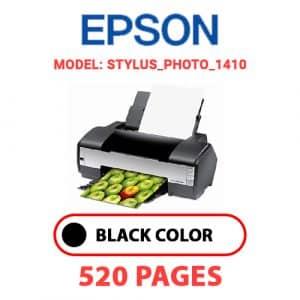 STYLUS PHOTO 1410 - Epson Printer