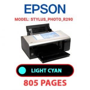 STYLUS PHOTO R290 4 - Epson Printer