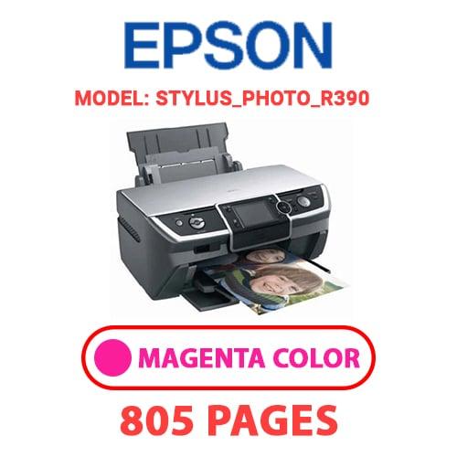 STYLUS PHOTO R390 2 - EPSON STYLUS_PHOTO_R390 - MAGENTA (RED) INK