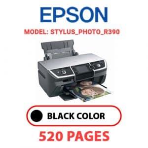 STYLUS PHOTO R390 - Epson Printer