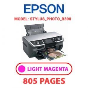 STYLUS PHOTO R390 5 - Epson Printer