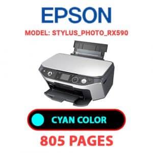 STYLUS PHOTO RX590 1 - Epson Printer