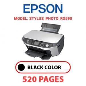 STYLUS PHOTO RX590 - Epson Printer