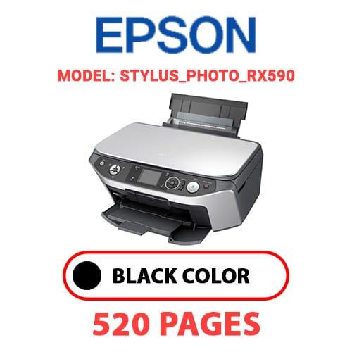 STYLUS PHOTO RX590 - EPSON STYLUS_PHOTO_RX590 - BLACK INK