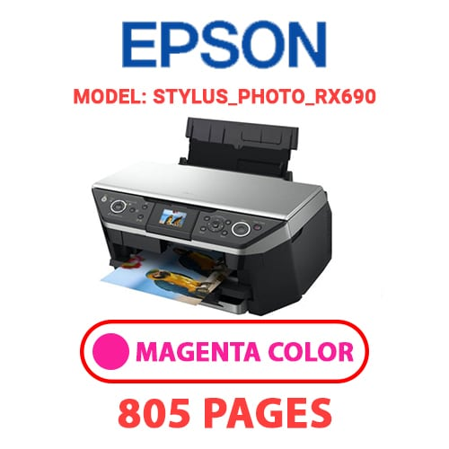 STYLUS PHOTO RX690 2 - EPSON STYLUS_PHOTO_RX690 - MAGENTA (RED) INK