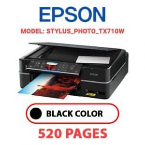 STYLUS PHOTO TX710W - Epson Printer