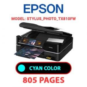 STYLUS PHOTO TX810FW 1 - Epson Printer