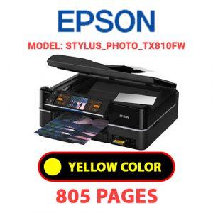 STYLUS PHOTO TX810FW 3 - Epson Printer