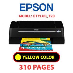 STYLUS T20 3 - Epson Printer
